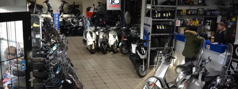 Scooter verzekeren Amsterdam