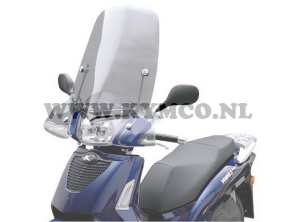 Windscherm Kymco People S Smoke