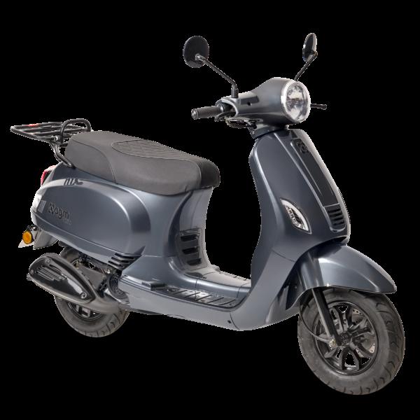 Nieuwe scooters Amsterdam - Het Amsterdams Bromfietshuis